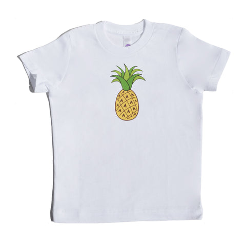 Boco Kids - Shirt - Pineapple