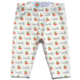 Name Leggings - Cherries