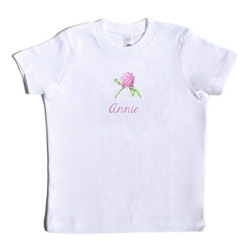 Boco Kids - Shirt - Clover with Name