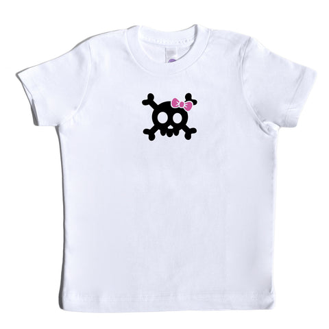 Boco Kids - Shirt - Skull and Bow