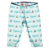 Name Leggings - Sailboats