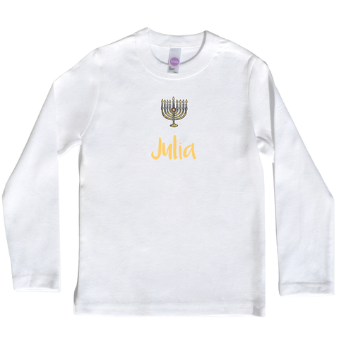 Boco Kids - Shirt - Menorah