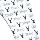 Name Leggings - Stags
