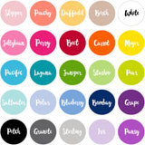Welcome Baby Set - Name Only - Single Color