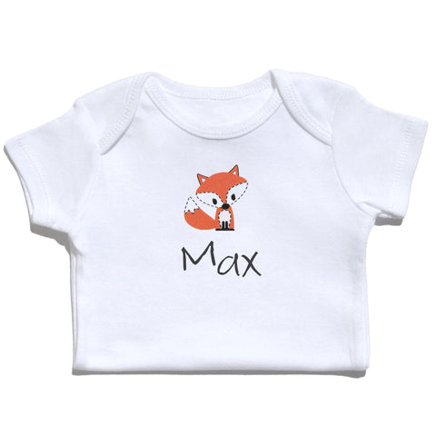 Bodysuit - Fox with Name