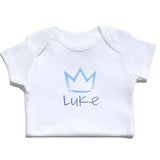 Bodysuit - Crown with Name