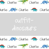 Outfit - Dinosaurs