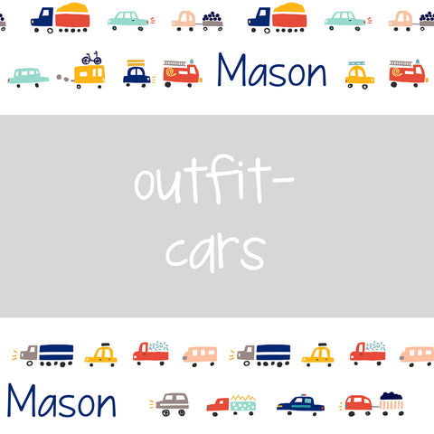 Outfit - Cars