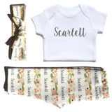 Outfit - Spring Garland