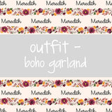Outfit - Boho Garland