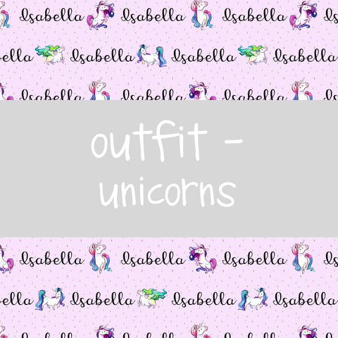 Outfit - Unicorns