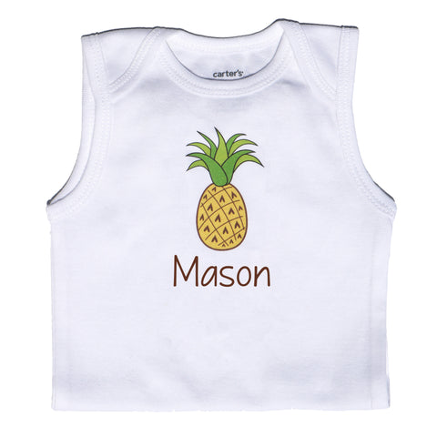 Bodysuit - Pineapple With Name