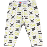 Name Leggings - Skull and Bones