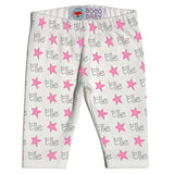 Name Leggings - Stars