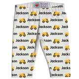 Name Leggings - Trucks