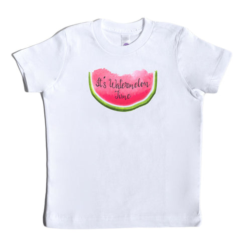 Boco Mama - Shirt - It's Watermelon Time