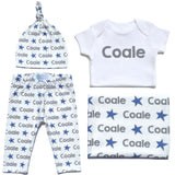 Welcome Baby Set - Stars