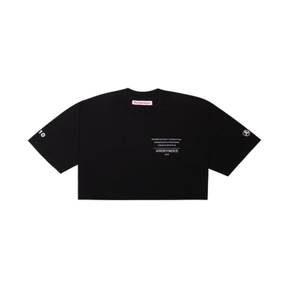 Anonymous Club Crop Top