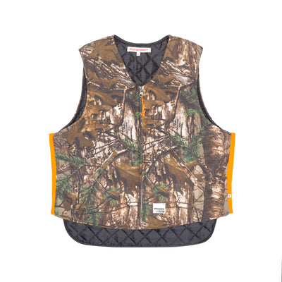 Real Tree Insulated Vest