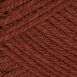 Rowan Pure Wool Worsted, Rust (0106)