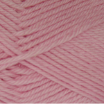 Rowan Pure Wool Worsted, Pretty Pink (0113)