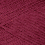 Rowan Pure Wool Worsted, Rich Red (0124)