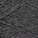 Rowan Pure Wool Worsted, Charcoal Grey (0155)