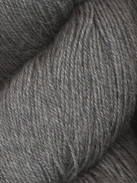 Queensland Llama Lace, Faded Denim - Melange #01