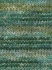 Queensland Uluru Colorful Cotton Blend, Emerald Green #22