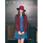 Rowan Loves Loves Kidsilk Haze & Felted Tweed by Sarah Hatton