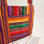 Schacht Cricket Loom Razzle Dazzle Bag