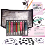 Knitters Pride Dreamz Symfonie Wood Interchangeable Deluxe Set