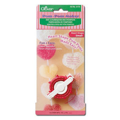 Clover Heart Shape Pom-Pom Maker small