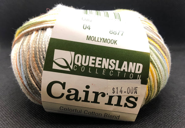 Queensland Cairns Colorful Cotton Blend, Mollymook #04
