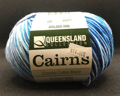 Queensland Cairns Colorful Cotton Blend, Adelaide Oval #09