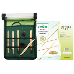 Knitters Pride Bamboo Starter Interchangeable Needle Set