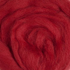Ashland Bay Merino Top, Cinnabar