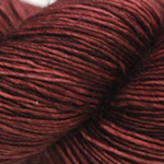 Madelinetosh Tosh Merino Light, Red Phoenix (287)