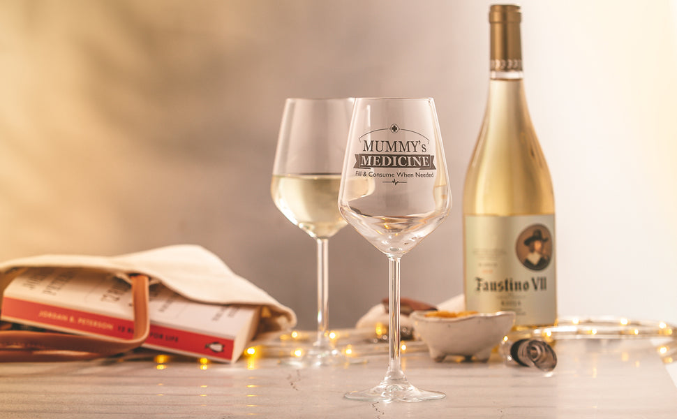 Personalised wine gifts for women