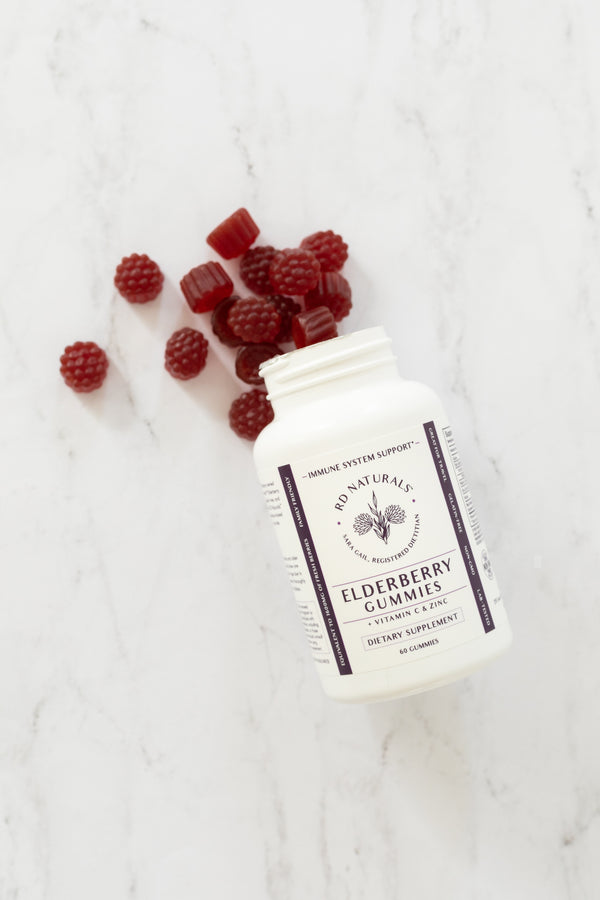 Elderberry Gummies 60ct