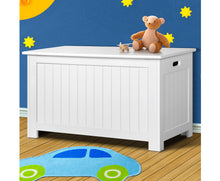 Load image into Gallery viewer, KIDS TOY BOX STORAGE CHEST