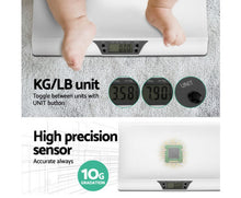 Load image into Gallery viewer, EVERFIT ELECTRONIC BABY SCALES