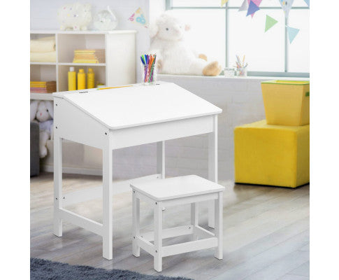 KEEZI KIDS ACTIVITY STORAGE DESK
