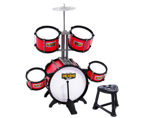 KEEZI KIDS JUNIOR DRUM PLAY SET