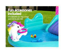 Load image into Gallery viewer, BESTWAY UNICORN PLAY POOL
