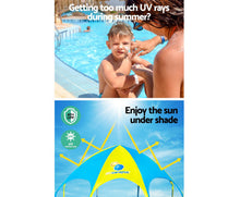 Load image into Gallery viewer, BESTWAY KIDS POOL WITH MIST SHADE