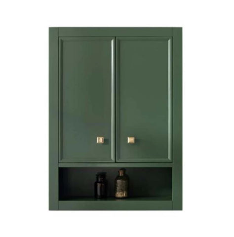 Vogue Green Toilet Topper Cabinet