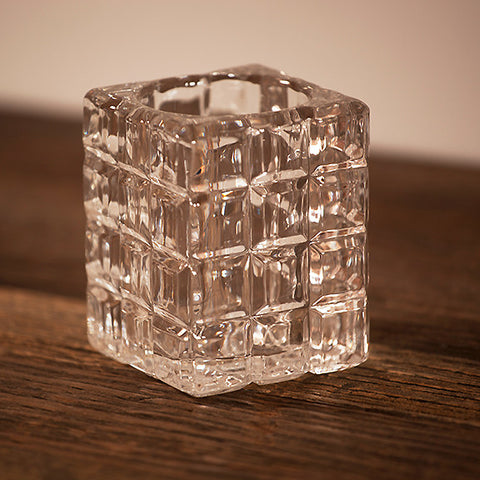 Crystal Cube Lamp