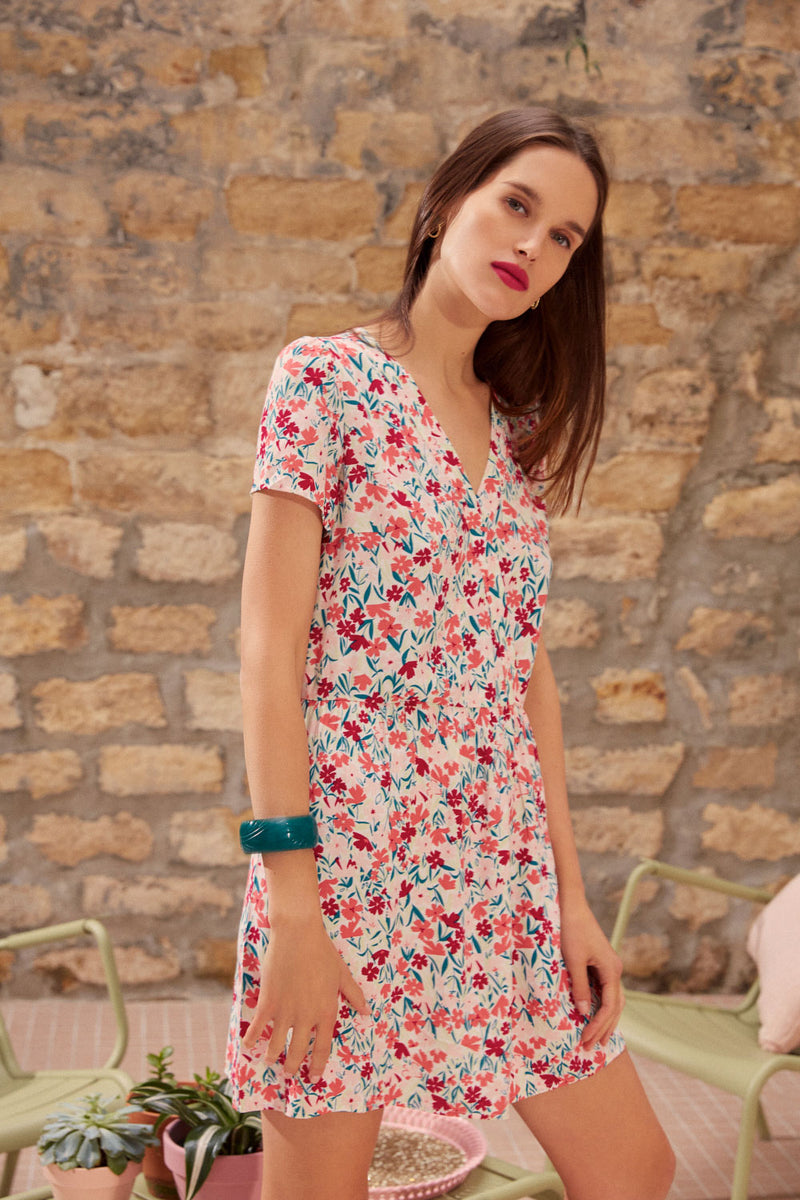 dress enolou marigold