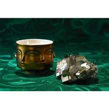Load image into Gallery viewer, JONATHAN ADLER MUSE D'OR CERAMIC CANDLE
